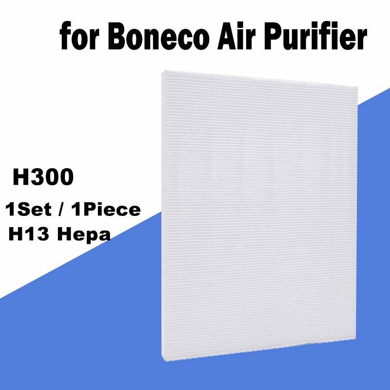 Hepa H13 لتنقية الهواء استبدال فلتر 250*250*30 مللي متر ل Boneco H300