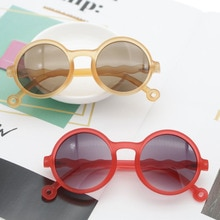Boys Girls Glasses Children Outdoors Glasses Sunglasses Baby Kids Retro Fashion Anti-blue Light