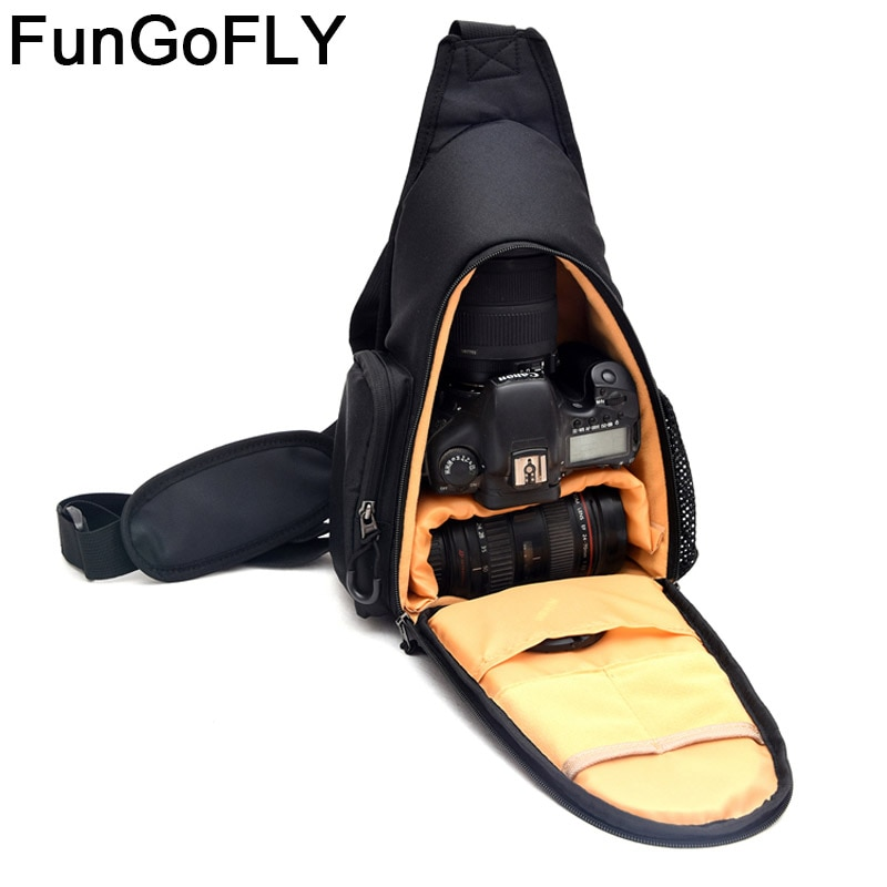 Камера сумка Фото Рюкзак для sony Nikon Canon EOS Panasonic Olympus Fujifilm Открытый фотографии чехол Сумки На Плечо водонепроницаемый