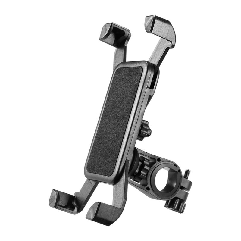 AliExpress - Bicycle Motorcycle Phone Mount Holder With 360° Rotation Adjustable Motorbike Telephone Support For Mobile Phone Smartphone