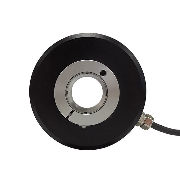 Codificadores absolutos SE94T25 código gris RS485 codificador de eje hueco de 16 bits 25mm