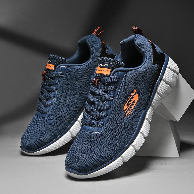 Мужские кроссовки для бега, профессиональная Легкая удобная спортивная обувь, сетчатая дышащая Спортивная обувь для бега