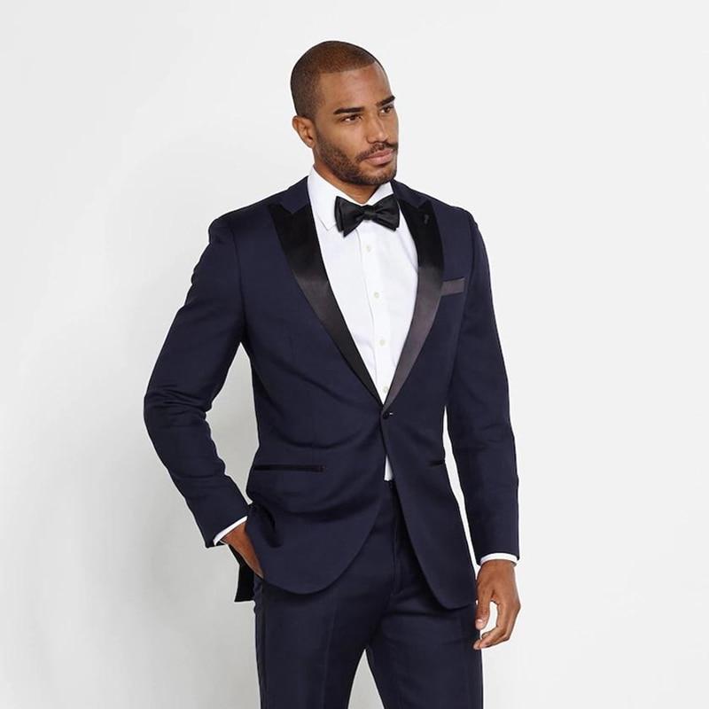 بدلة رجالية لحفلات الزفاف ، بدلة رسمية مناسبة لرفقاء العريس ، بدلة رجالية من قطعتين (جاكيت + بنطلون)