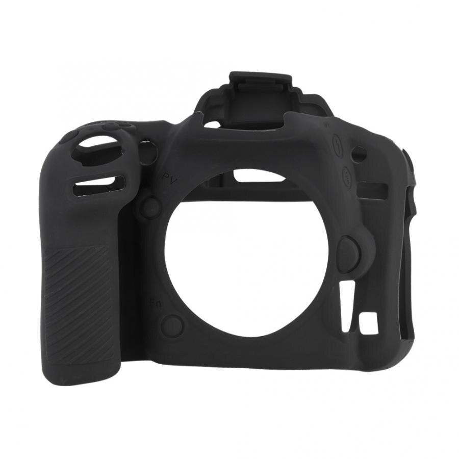 Capa para nikon caso da câmera sacos de câmera durável para nikon d750 caso da câmera capa de silicone macio proteção saco de lente preta