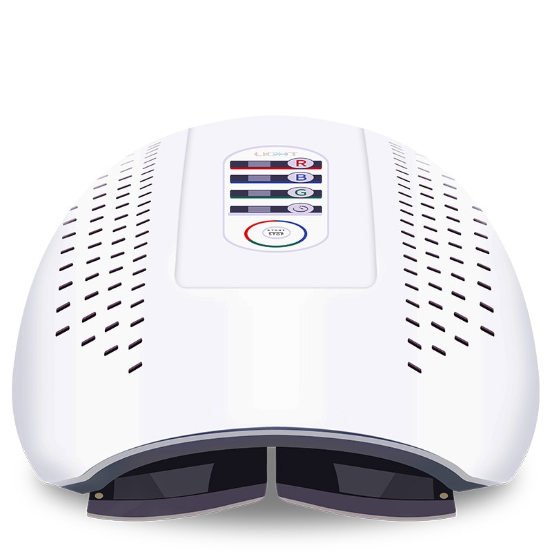 Pliage IPL infrarouge LED Instrument de beauté tache de rousseur éliminant les Pores de rétrécissement blanchissant outil de soins de la peau visage propre Machine anti-âge
