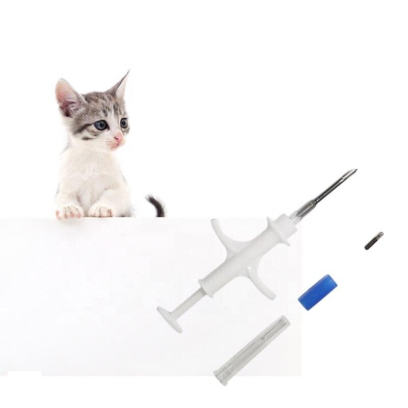 20 pcs/lot 1.4x8 mm134.2KHz RFID Glass Tag for Pet Identification,Tag for animal tracking/identification Pet syringe chip enlarge
