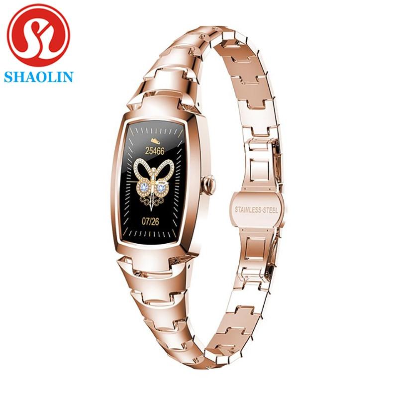 Smart Watch Women Bracelet Heart Rate Blood Pressure Monitor Women's Watches IP67 Waterproof Smartwatch