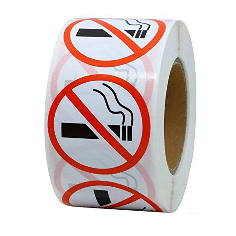 50pcs-wad-pericolo-sticker-art-di-carta-divertente-no-smoking-avvertimento-decalcomania-commercio-all'ingrosso-di-qualita-superiore