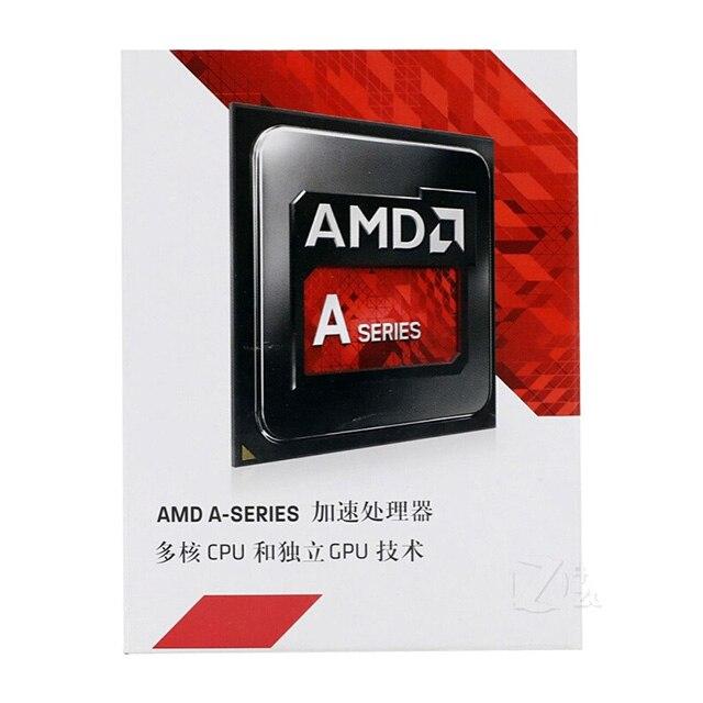 A6-7480K for AMD  processor 2 core R5 core shows 3.5GHz FM2 + interface boxed desktop computer host enlarge