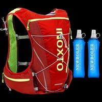 Рюкзак-жилет для бега, 8 л, 500 мл