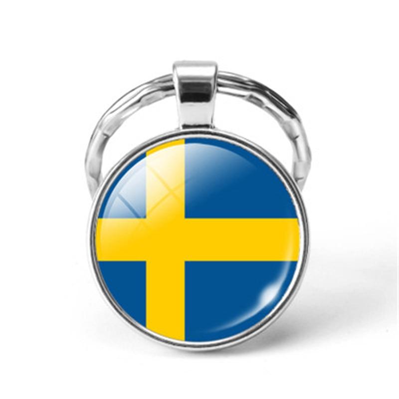 ¡Oferta! Llavero con colgante para coche con bandera de Senegal, Irán, Suecia, Estados Unidos y Egipto