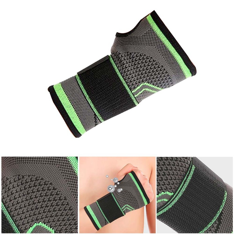tcare reversible sports wrist brace thumb stabilizer adjustable wrist support wrap volleyball badminton basketball weightlifting Wrist Protector Badminton Basketball Brace Wrap Sport Wristband Gym Support Carpal Tunnel Adjustable Fitness Bandage Wristbands