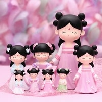 court style gege doll creative ornaments antique beauty ornaments hanfu girl heart boy girl birthday gift home decoration
