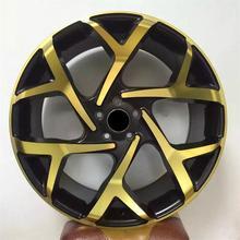 19 20 21 roue de voiture en alliage daluminium de 22 pouces adaptée au Land Rover Byd Tang Porsche Cayenne comprend quatre roues