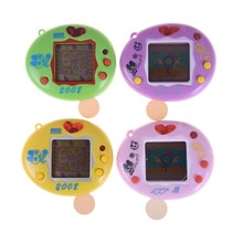 Handheld Game Gift For Kids Children Virtual Network Digital Pet Funny Toy gifts (Battery included)
