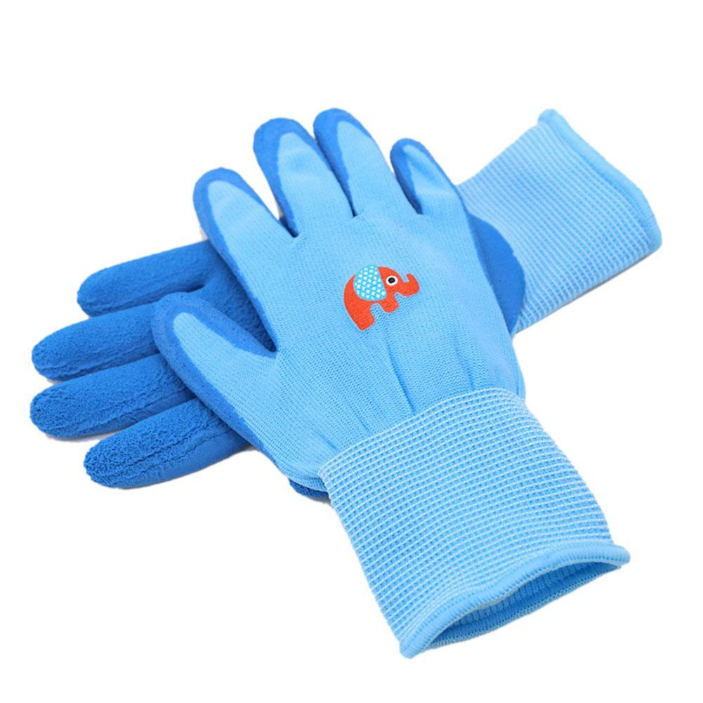 Kids Children Protective Waterproof Household Gloves Garden Anti Mosquito Bite Cut Collect Seashells Protector Cleaning Supplies
