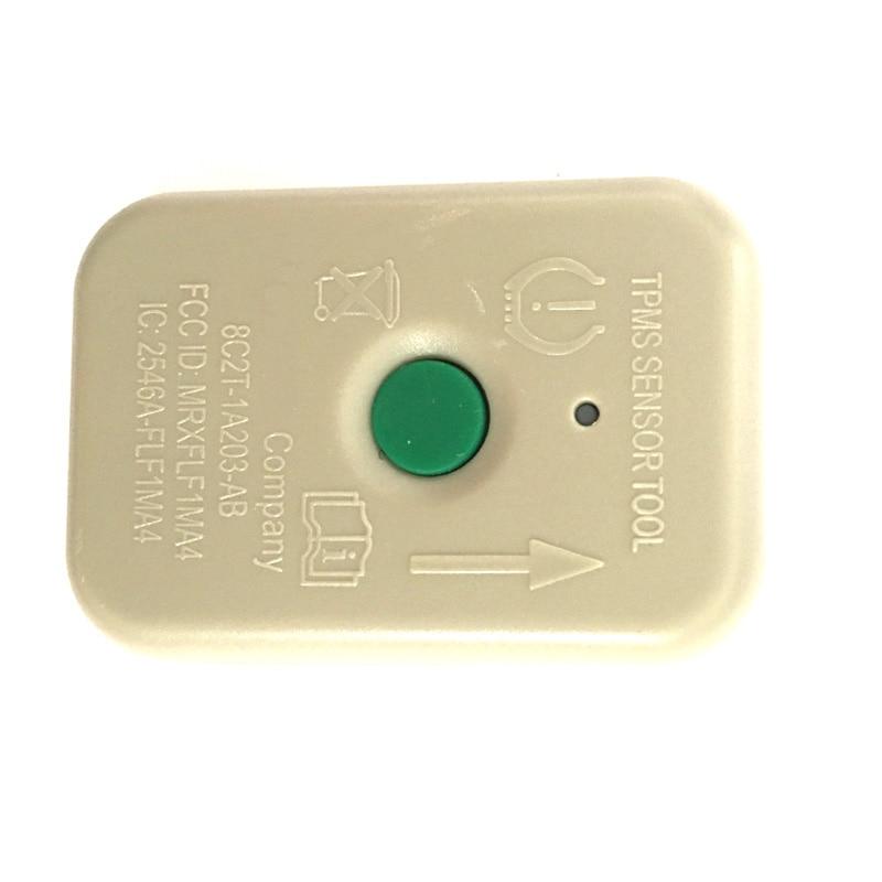 Czujnik TPMS TPMS-19 TPMS19 czujnik ciśnienia w oponach narzędzie aktywacyjne dla Ford 8C2T1A203AB 8C2Z-1A203-A