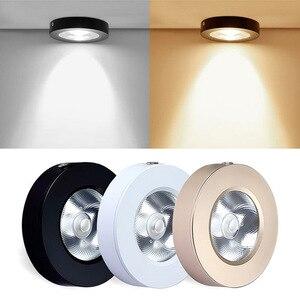 LED Ceiling Lights Lamp Modern Surface Mounted Downlight Spot Led Light for Aisle Kitchen Corridor 220V Cabinet Light