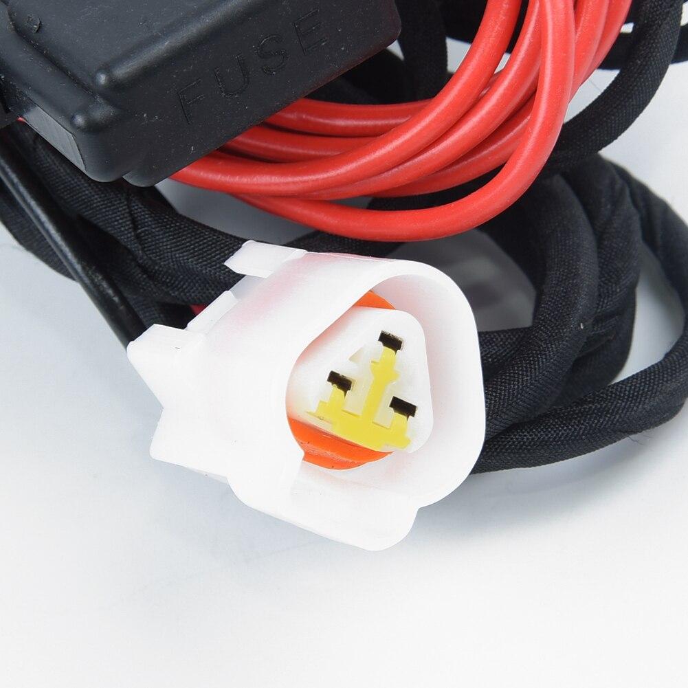 Воздушный обогреватель кабель адаптер проводки ткацкий станок для автомобилей грузовиков vans дизель