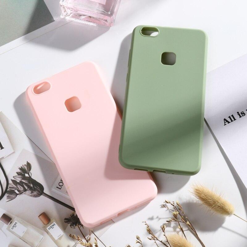 Funda del teléfono para Huawei P9 P10 P20 P30 Pro P8 Lite 2017 funda de silicona Y9 primer 2019 P Smart Z Honor 10 9 Lite 20 8S 8A 8C 8X cubierta