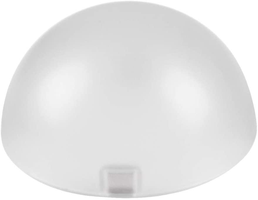 Godox AK-R11 Dome Diffuser, Compatible for Godox H200R Round Flash Head Godox V1 Flash Series V1-S, V1-N, V1-C, AD200 Pro, AD200 v1