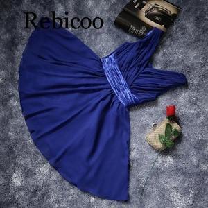 Женское шифоновое вечернее платье, простое однотонное Плиссированное Платье с V-образным вырезом, индивидуальный пошив