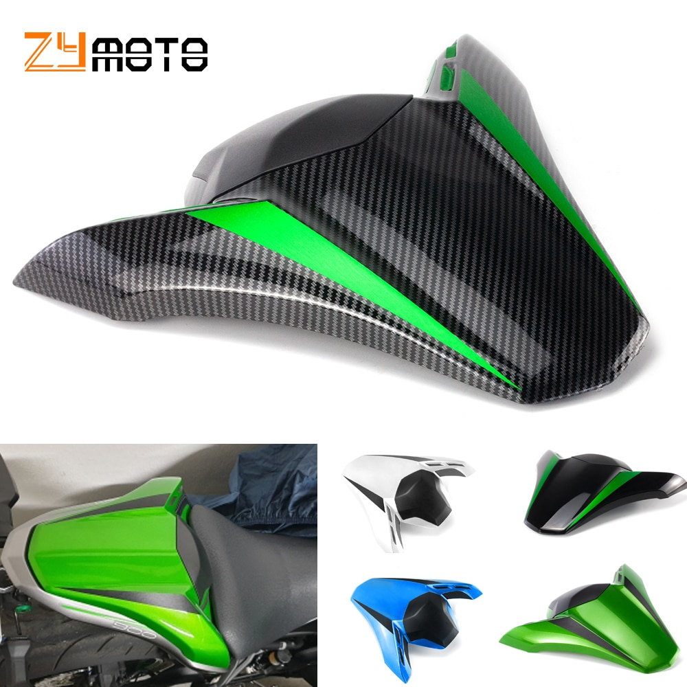 Motorcycle Accessories For kawasaki z900 2017 2018 2019 2020 2021 Rear Seat Cover Cowl Fairing Z 900 Motorbikes