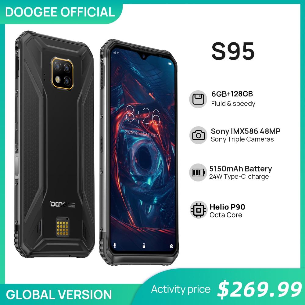 DOOGEE S95 128GB
