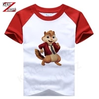 5 color summer short sleeve kids t shirt for boy 2020 new cartoon casual t shirts for girls tops boys t shirt children clothes