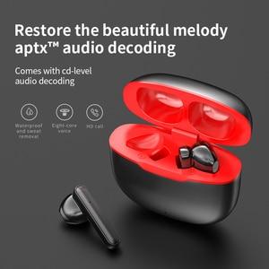 TWS Bluetooth Wireless Headphone 4D Heavy Bass Stereo Headsets Handsfree Earbuds Waterproof Sport Earphone With Mic Charging Box
