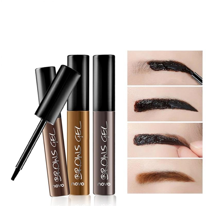 Tinted, Durable, Tinted, Water and Sweat Resistant, Durable, Untinted Eyebrow Repair Gel