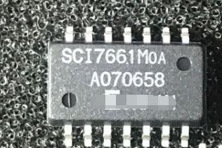 IC 100% nuevo envío gratis SCI7661MOA SX1231IMLTRT DS1230Y-100 OZ9977BGN FM25L04B-G PC410L