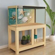 Banc étoile de mer fond autocollant Aquarium créatif coquille pâte papier Aquarium décoration affiche Acuario décor chambre YGT006