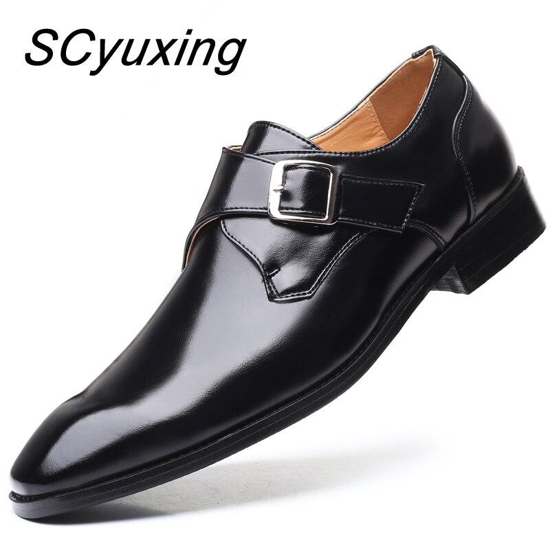 2021 رجل جودة أحذية من الجلد المطاط وحيد إضافي 48 47 حجم رجل الأعمال فستان Lether الشقق رجل بولي أحذية أحذية من الجلد مكتب للرجل