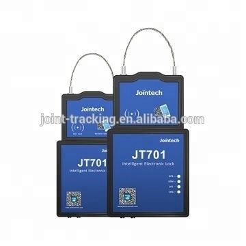 Cierre de sellado de contenedores de aduanas, bloqueo de sellado GPS para el control y gestión de la frontera de contenedores