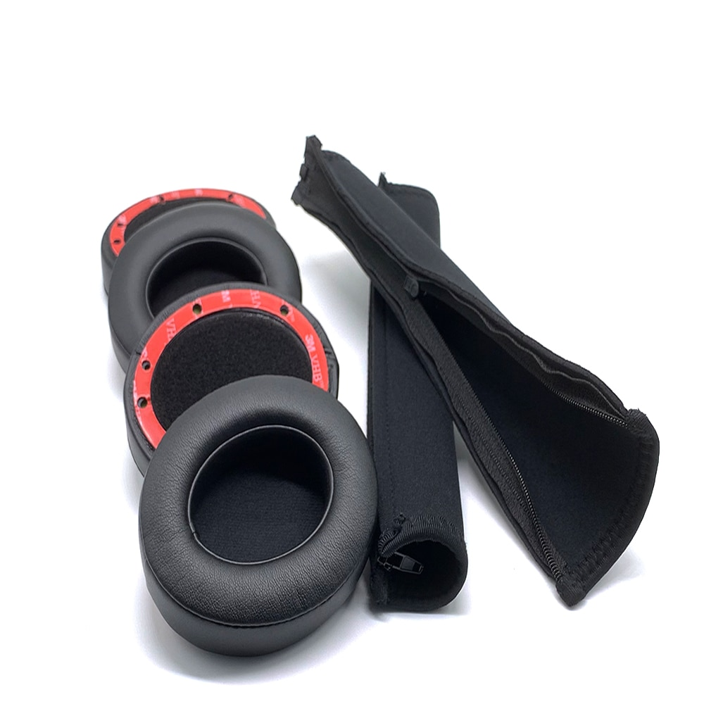 Earpads Velvet Replacement cover for Edifier W855BT W 855BT Headphones Earmuff Sleeve Headset Repair Cushion Cups enlarge