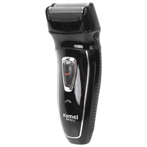 Kemei Heads Electronic Rechargeable Reciprocate Man Shaver Triple Blade Electric Shaving Razors Face Care
