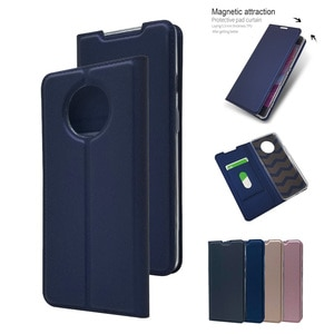 Ultra-thin Flip Case For Oneplus 7 7T Pro 6 6T 5 5T Case PU Leather Funda Magnetic Phone Case For Oneplus 5 5T 6 6T 7 7T Cover