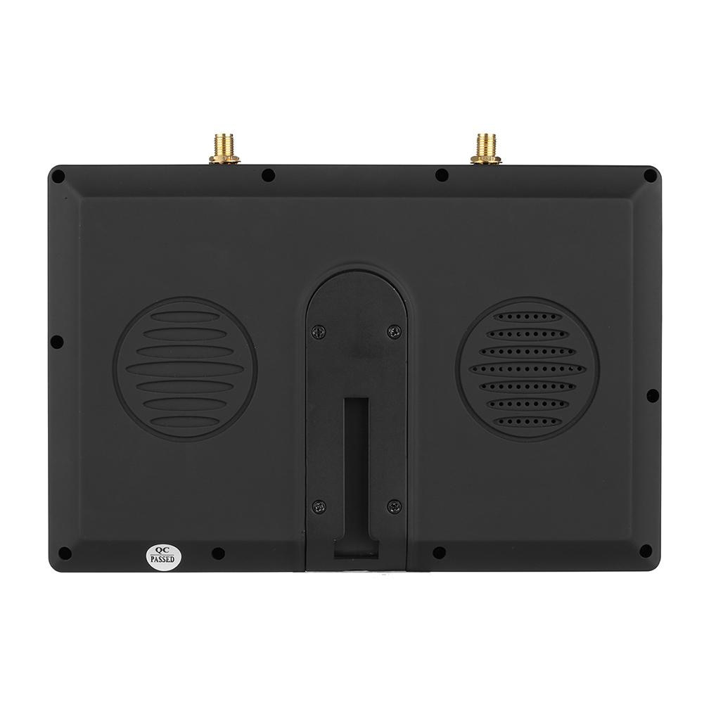 FPV Monitor 7 inch With DVR Build-in Battery For FPV Multicopter Backlight Eachine LCD5802S 5.8G 40CH Automatic Signal Search enlarge