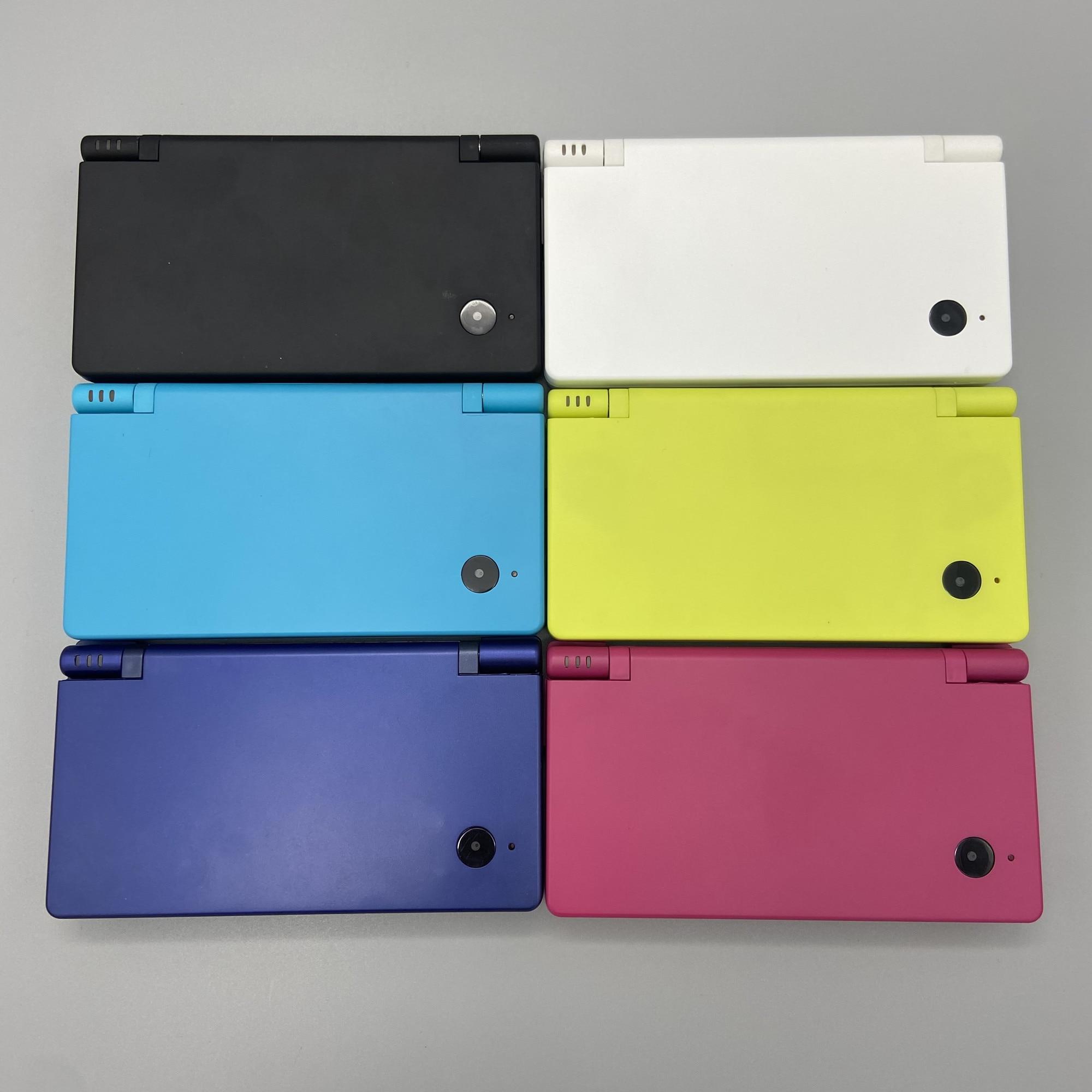 جهاز تحكم ألعاب نينتندو دي إس آي مجدد باحترافية للعبة نينتندو دي إس آي بالم ببطاقة ذاكرة 32 جيجابايت