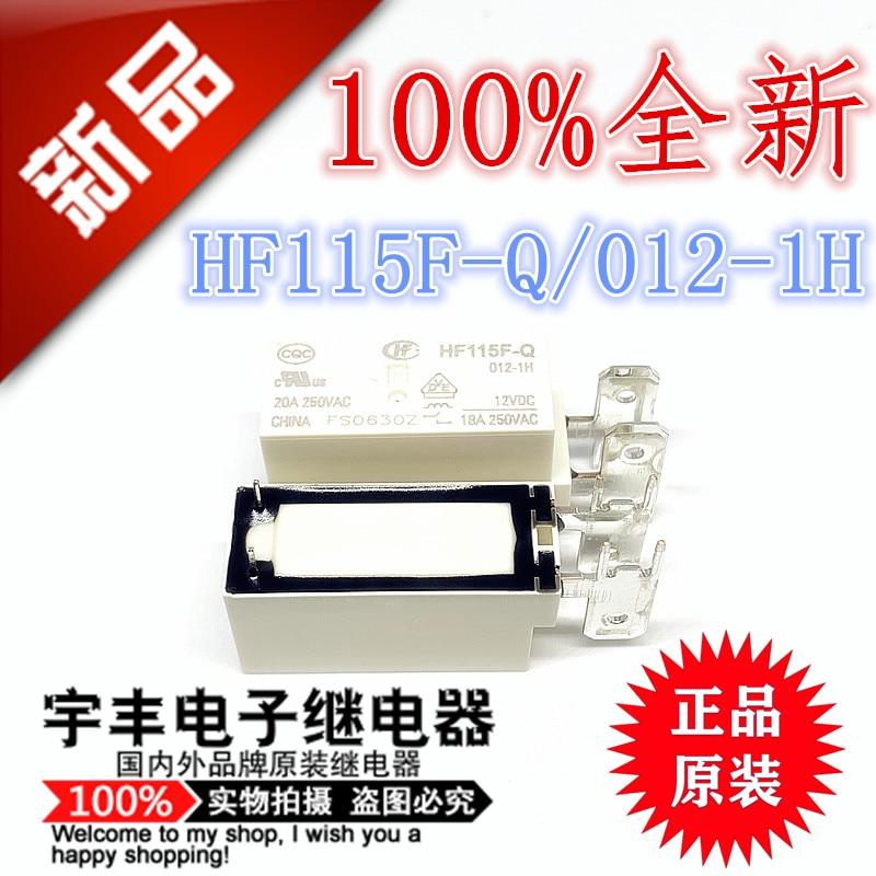 5pcs lot hf115f i 012 1z3a 610 12vdc 16a 250vac 8 5 шт./лот HF115F-Q-012 -024-1 х 12VDC 24VDC 18A