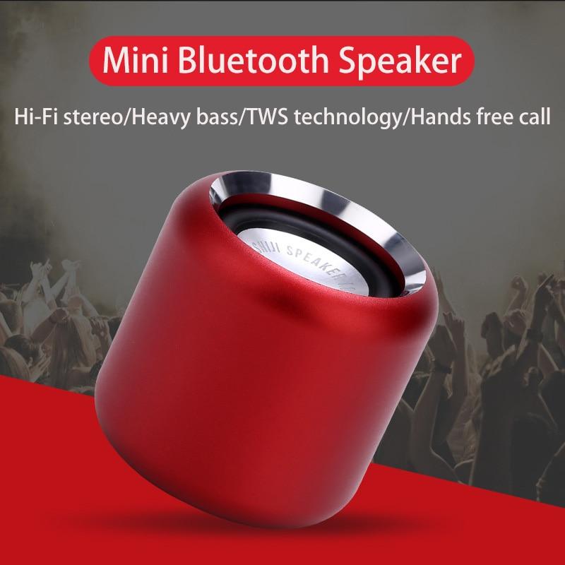Altavoz portátil Bluetooth Potente, minialtavoz con tecnología TWS, alta fidelidad, Boombox Altavoces...