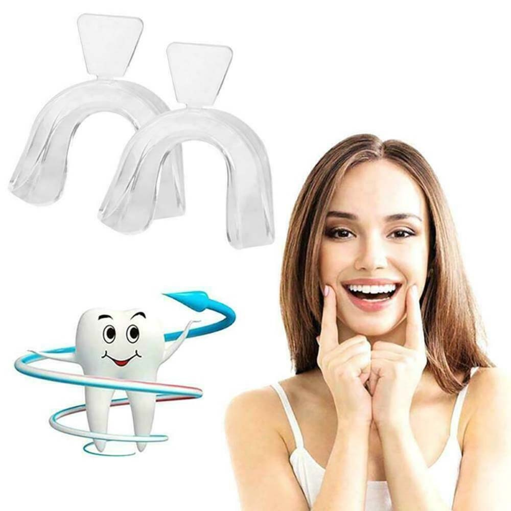 1 Pair Dental Materials Teeth Whitening Dental Support Adult Dental Orthodontic Teeth Braces Retainer Silicone Straighten Tool dental wedge knife teeth gap orthodontic assisted occlusion tool dental consumables materials protector interdental refill