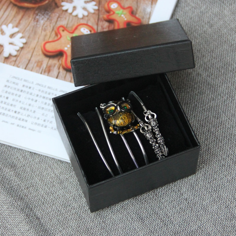 Original design stainless steel rope and alloy owl pendant bolo tie for men and women personality neck tie fashion accessory
