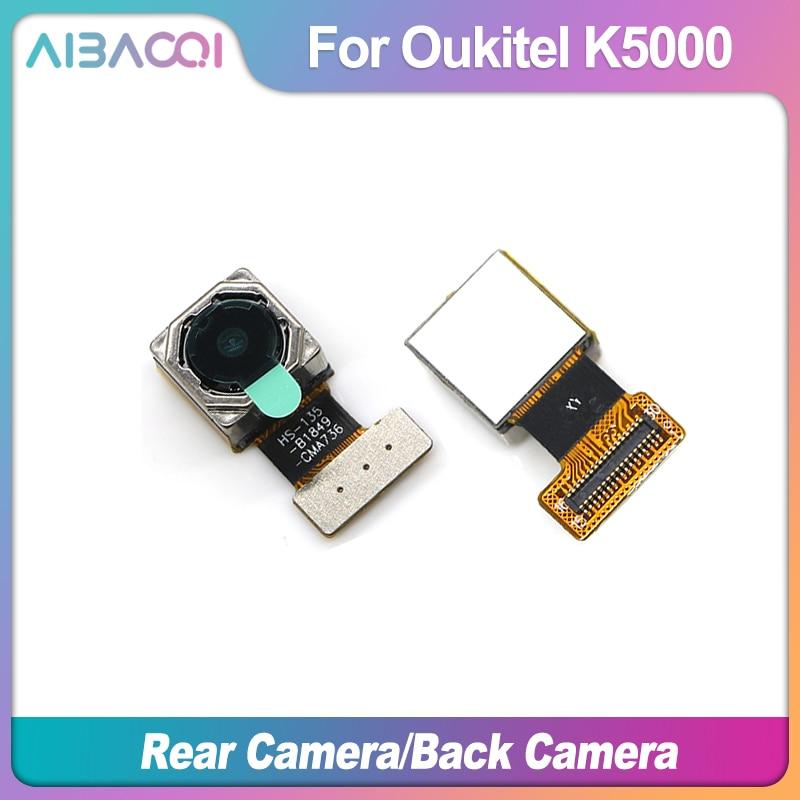 AiBaoQi nuevo Original Oukitel K5000 13.0MP cámara trasera Reparación de cámara partes de repuesto para Oukitel K5000 teléfono
