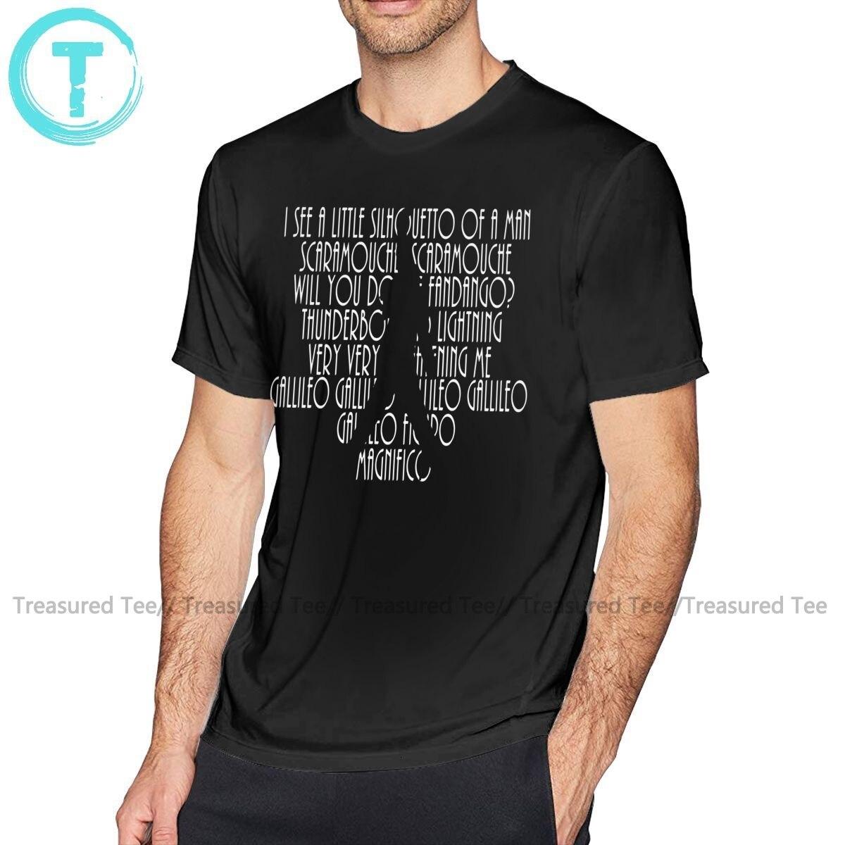 Camiseta Bohemia Rhapsody, camiseta Bohemia Rhapsody, Camiseta estampada de manga corta, camiseta divertida