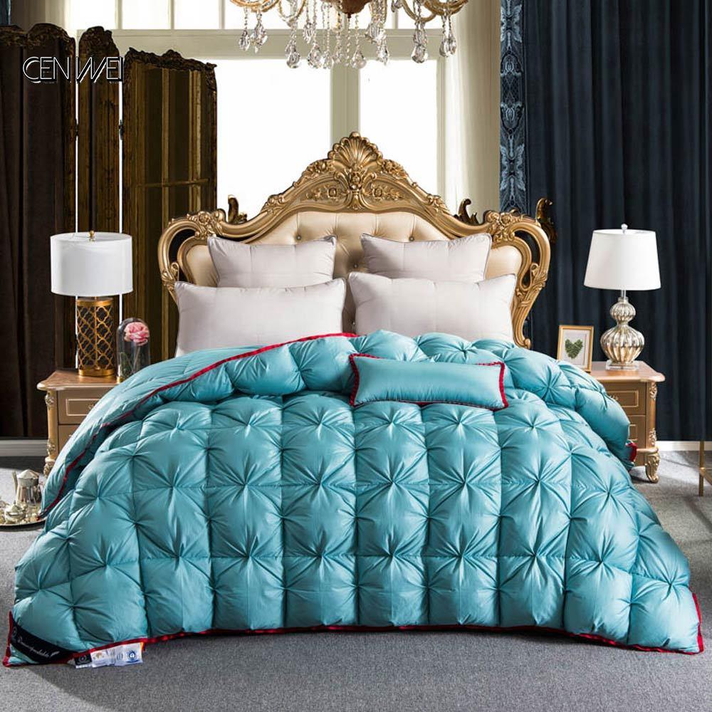 Стеганое одеяло на гусином пуху Svetanya Стеганые и пуховые одеяла   