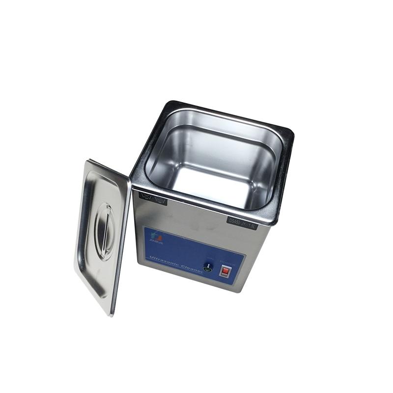 Optical shop professional ultrasonic cleaner household jewelry watch denture razor printer cleaning machine