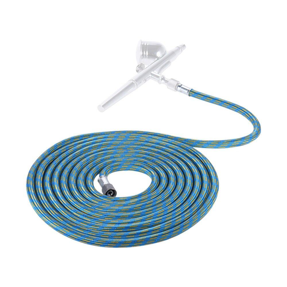 3m-10ft-nailon-de-calidad-trenzado-aerografo-manguera-con-estandar-de-1-8-tamano-accesorios-en-ambos-extremos