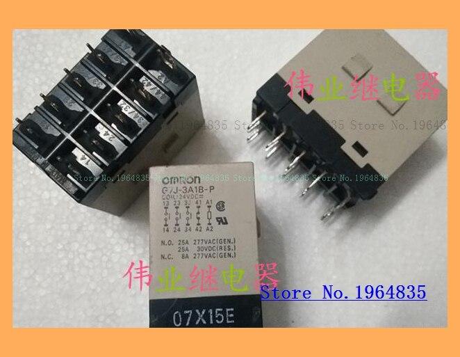 G7J-3A1B-P 24VDC 10